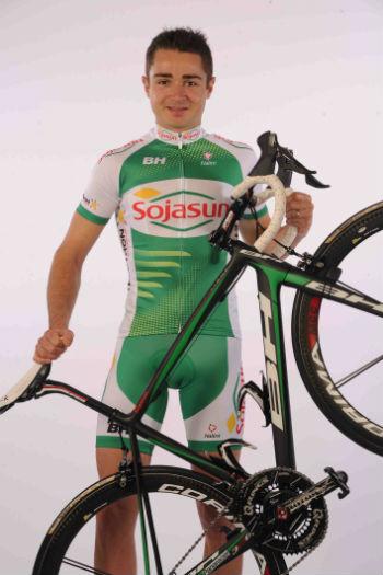 Christophe LABORIE équipe pro SOJASUN
